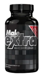 box opening Extenze Male Enhancement Pills